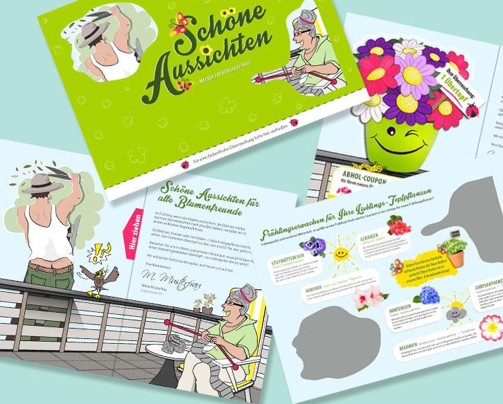 Illustration, Grafikdesign Hamburg