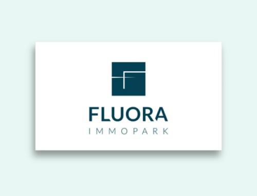 Logodesign & Grafikdesign Fluora Immopark