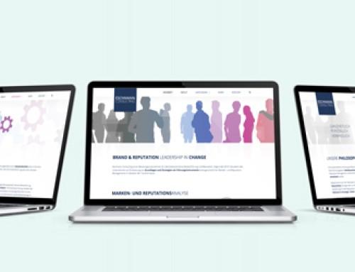 Webdesign Eschmann Consulting
