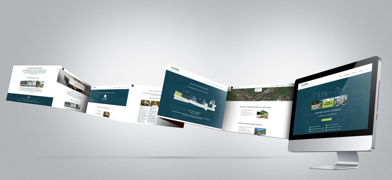 Webdesign, Webgestaltung, responsive Design