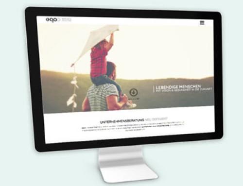 Webdesign eqoo